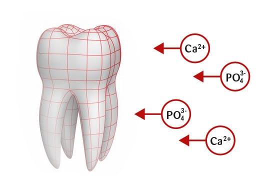 Ajona - Remineralisierung Ihrer Zähne